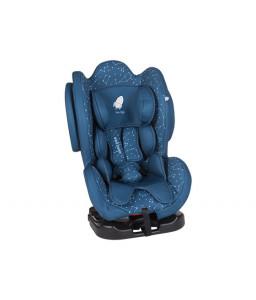 Kikka Boo Стол за кола 0-1-2 (0-25 кг) Bon Voyage+SPS Blue Rocket Снимка 1
