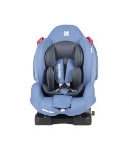 Kikka Boo Стол за кола 1-2-3 (9-25 кг) Senior Light blue Isofix Снимка 1