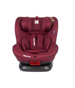 Kikka Boo Стол за кола 0-1-2 (0-25 кг) Twister Red Isofix Снимка 1