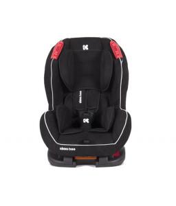 Kikka Boo Стол за кола 1-2 (9-25 кг) Regent Black Isofix Снимка 1
